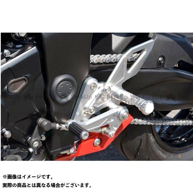 【無料雑誌付き】AGRAS GSX-S750 バックステップ関連パーツ バックステップ アグラス