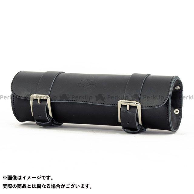 LONGRIDE ツーリング用バッグ クラシック ツールバッグ 2.8L(ブラックレザー) ロングライド