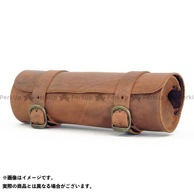 LONGRIDE ツーリング用バッグ クラシック ツールバッグ 2.8L(エイジドレザー) ロングライド