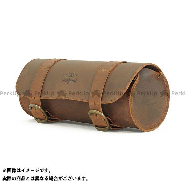 【エントリーで更にP5倍】LONGRIDE ツーリング用バッグ クラシック ツールバッグ 4.0L(エイジドレザー) ロングライド