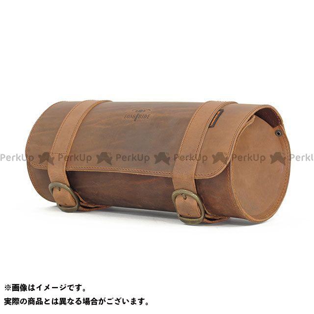 LONGRIDE ツーリング用バッグ クラシック ツールバッグ 6.5L(エイジドレザー) ロングライド