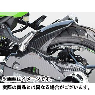 【エントリーで最大P21倍】Magical Racing ニンジャ250 フェンダー リアフェンダー 材質:FRP製・白 マジカルレーシング