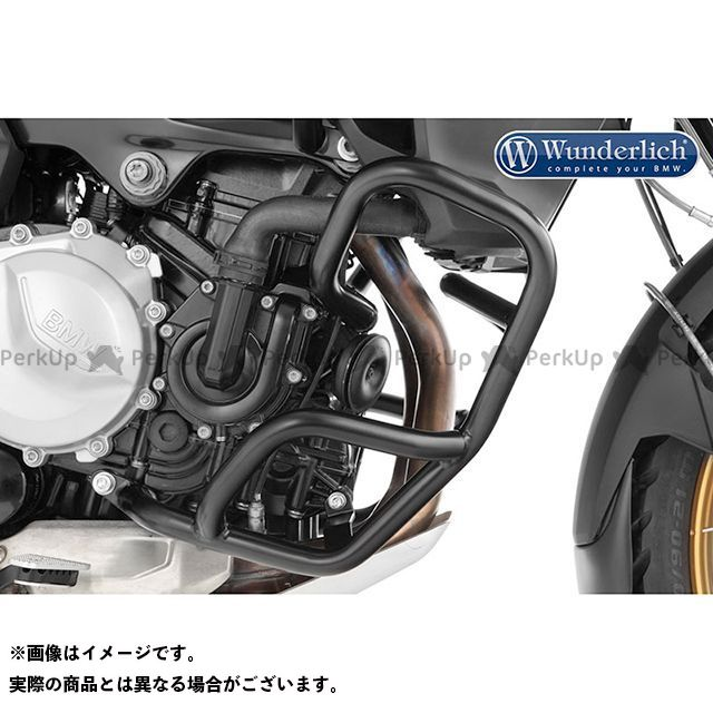 Wunderlich F750GS F850GS エンジンガード エンジンガード「EXTREME」Wunderlich Edition(ブラック)