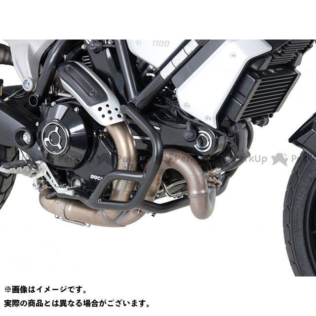 送料無料 HEPCO&BECKER スクランブラー 1100 スクランブラー 1100スペシャル スクランブラー 1100スポーツ エンジンガード エンジンガード(ブラック)