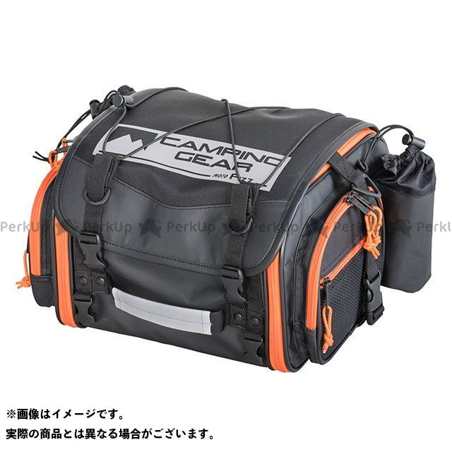 TANAX ツーリング用バッグ MOTO FIZZ MFK-251 ミニフィールドシートバッグ(アクティブオレンジ) タナックス