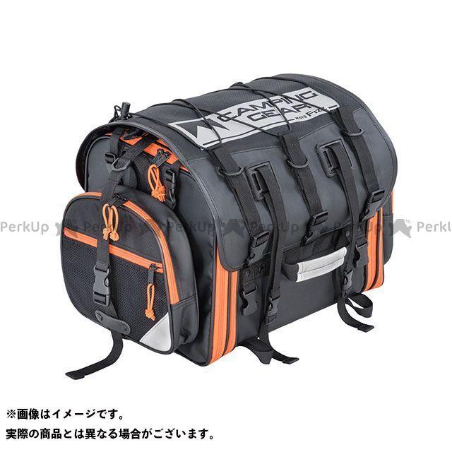 【エントリーで更にP5倍】TANAX ツーリング用バッグ MOTO FIZZ MFK-253 フィールドシートバッグ(アクティブオレンジ) タナックス