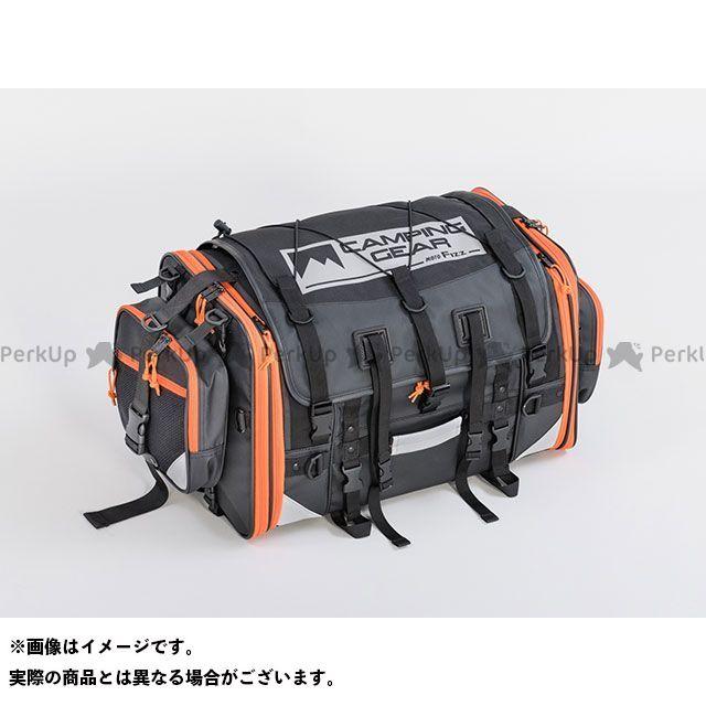 TANAX ツーリング用バッグ MOTO FIZZ MFK-254 キャンピングシートバッグ2(アクティブオレンジ) タナックス