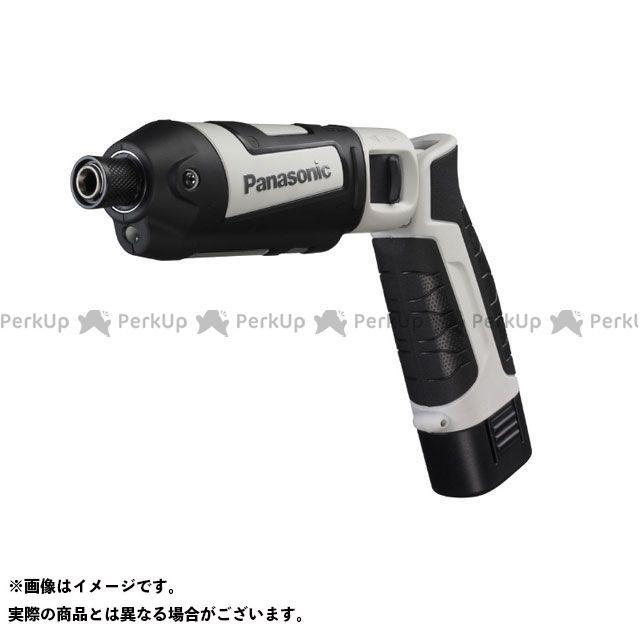 【エントリーでポイント10倍】送料無料 Panasonic Panasonic 電動工具 EZ7521LA2STH 充電スティックインパクトLEDセット(グレー)