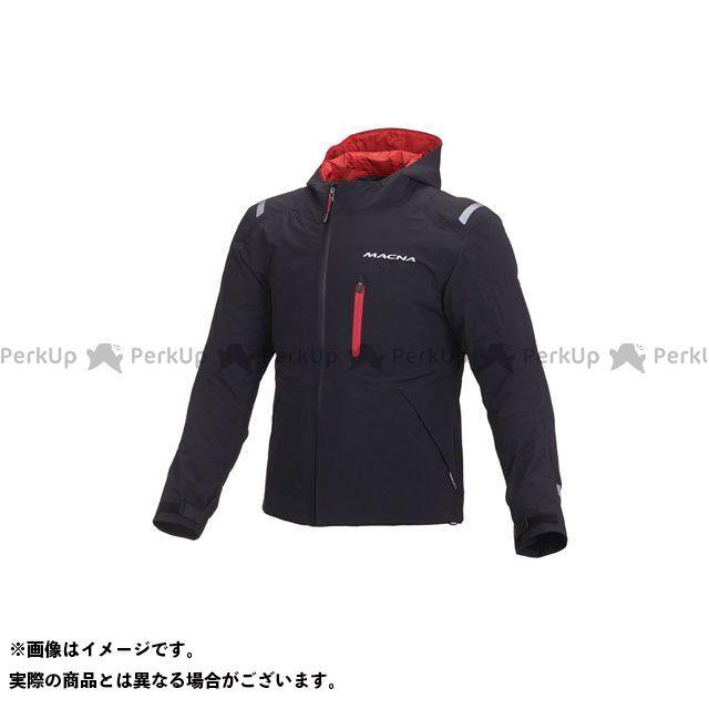 MACNA ジャケット Refuge(リフュージュ) ライディングジャケット ブラック サイズ:L マクナ