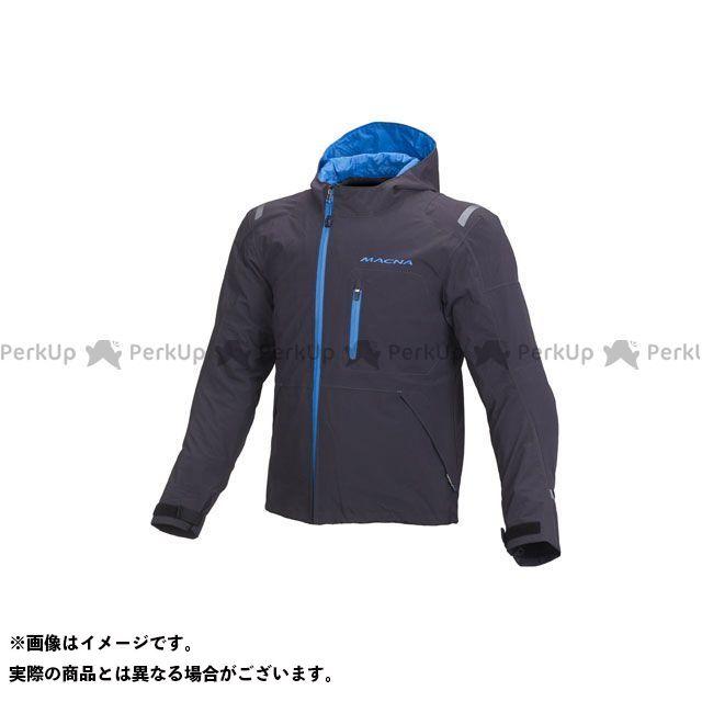 MACNA ジャケット Refuge(リフュージュ) ライディングジャケット グレー/ブルー サイズ:L マクナ