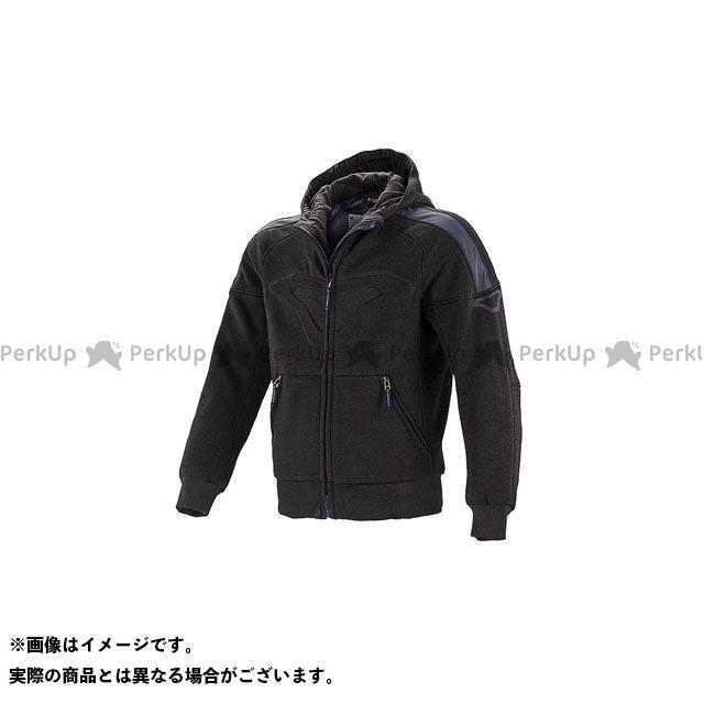 MACNA ジャケット Quest(クエスト) ライディングジャケット ブラック サイズ:L マクナ