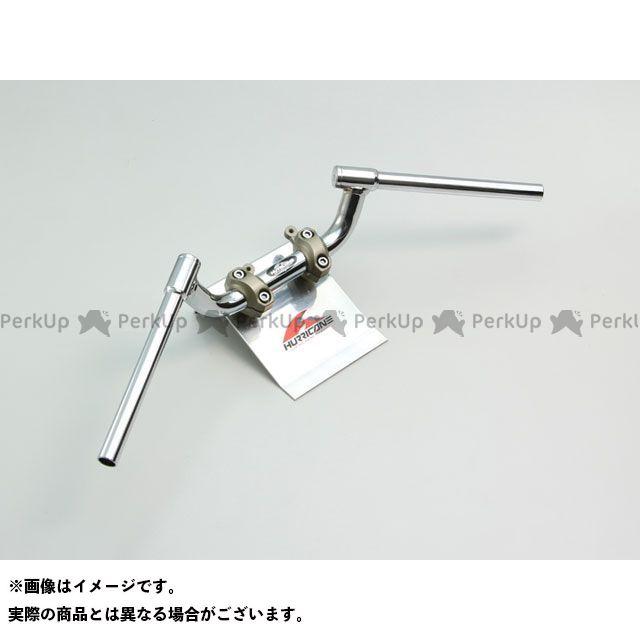 HURRICANE GSX-S1000 GSX-S1000F ハンドル関連パーツ FATコンドル 専用ハンドル(クロームメッキ) ハリケーン