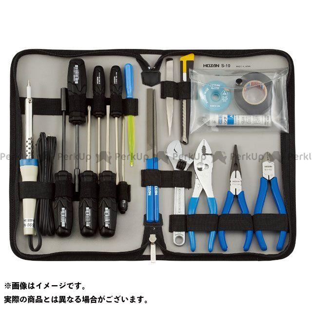 HOZAN ハンドツール S-10 工具セット  ホーザン