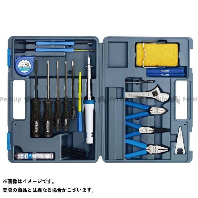 HOZAN ハンドツール S-22-230 工具セット(230V) ホーザン
