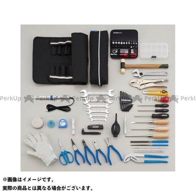 【エントリーでポイント10倍】送料無料 ホーザン HOZAN ハンドツール S-221 工具一式