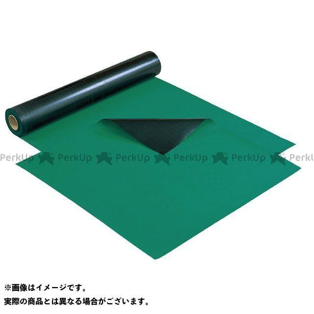 HOZAN 作業場工具 F-78 導電性カラーマット(グリーン) 1X1M ホーザン