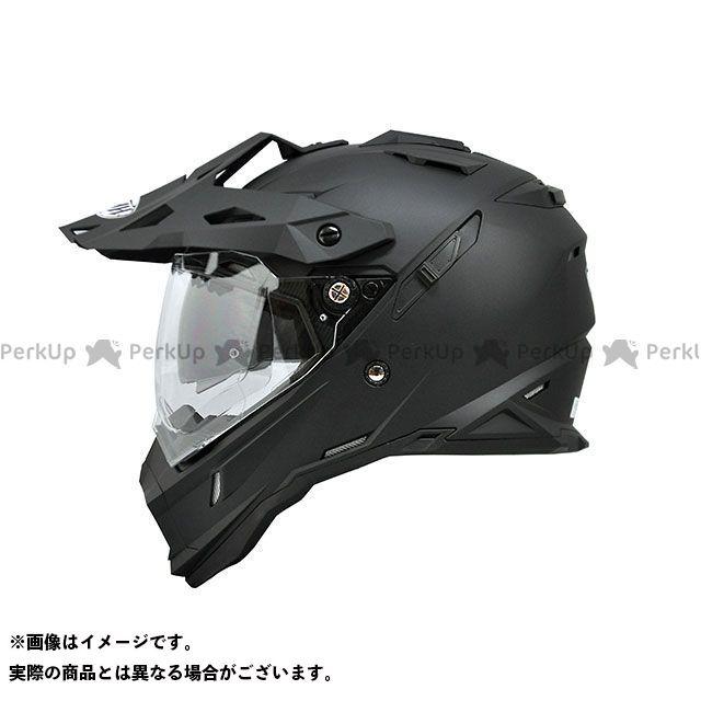 THH ティーエイチエイチ オフロードヘルメット TX-28 インナーサンバイザー装備 オフロードヘルメット(マットブラック) XXL