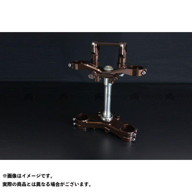 Gild design Z900RS トップブリッジ関連パーツ G-STRIKER ステムキット(HCブラウン)