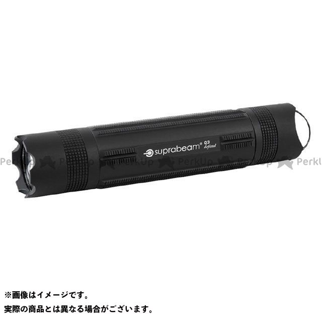 【無料雑誌付き】SUPRABEAM 光学用品 503.4043 Q3 DEFEND LEDライト スプラビーム