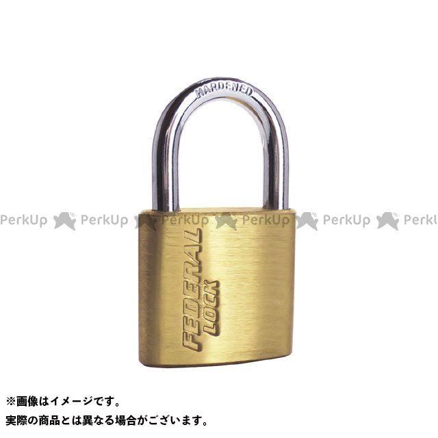 FEDERAL 作業場工具 XD30-MK-KD12/SET 南京錠(マスターキー付)12個組  FEDERAL