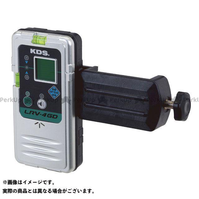 【無料雑誌付き】KDS 光学用品 LRV-4GD 防滴レーザーレシーバー グリーンD(受光器) ムラテックKDS