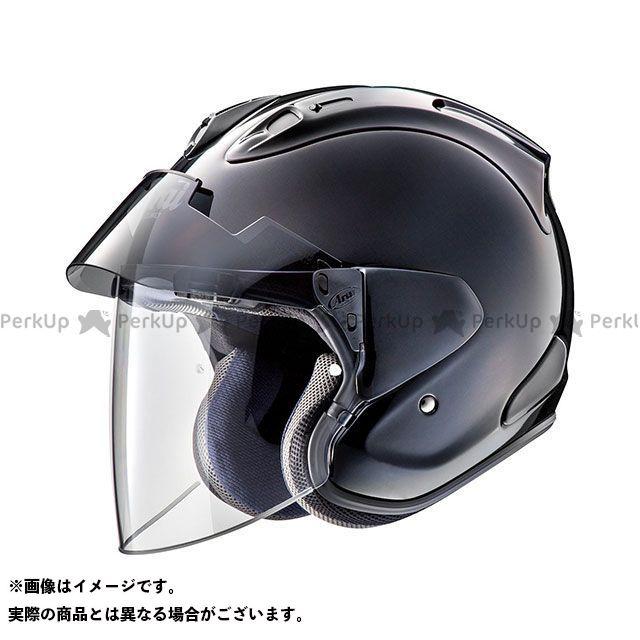 アライ ヘルメット Arai ジェットヘルメット VZ-Ram PLUS(VZ-ラム・プラス) グラスブラック 54cm
