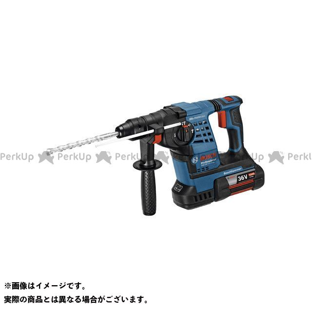 BOSCH 電動工具 GBH36V-PLUS バッテリーハンマードリル  ボッシュ