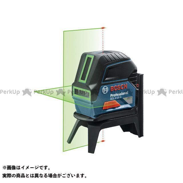 BOSCH 電動工具 GCL2-15G レーザー墨出し器  ボッシュ