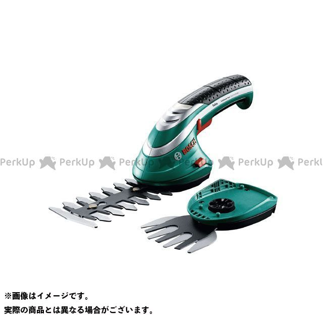BOSCH 電動工具 ISIO2 バッテリーガーデンバリカンセット ボッシュ