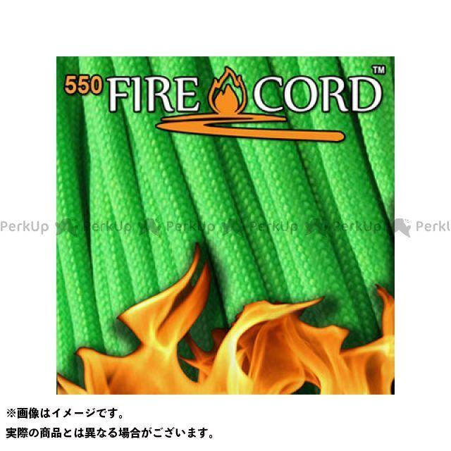 ライブファイヤーギア ストーブ・グリル類 550 Fire Cord(セーフティーグリーン) 1000ft 送料無料 Live Fire Gear