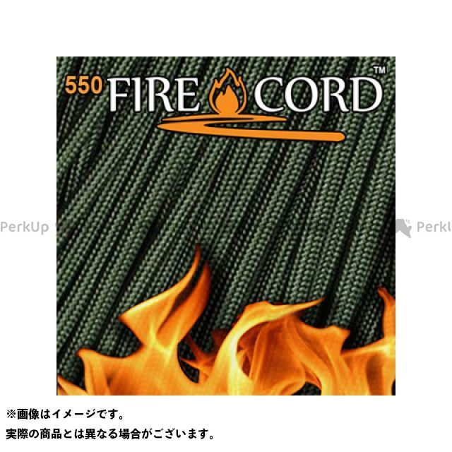 ライブファイヤーギア ストーブ・グリル類 550 Fire Cord(オリーブドラブ) 100ft 送料無料 Live Fire Gear