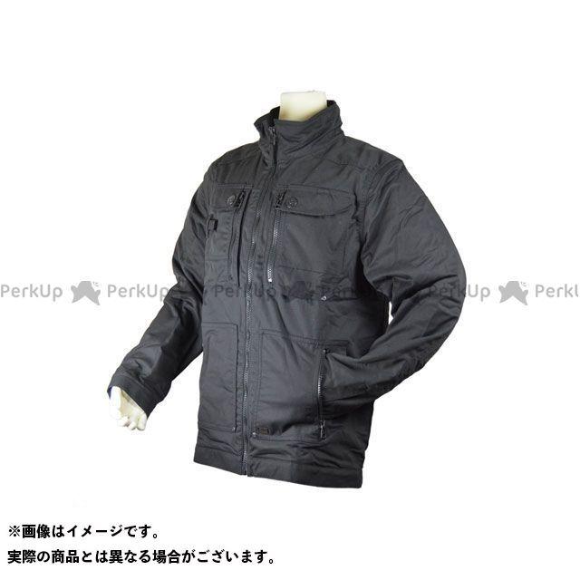 送料無料 Dunderdon ダンダードン アウトドア用ウェア J56 バンテージジャケット(ブラック) L
