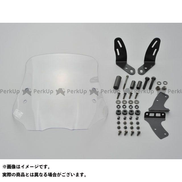 送料無料 DAYTONA PCX125 PCX150 スクリーン関連パーツ ウインドシールドHC(ロング/クリアー)