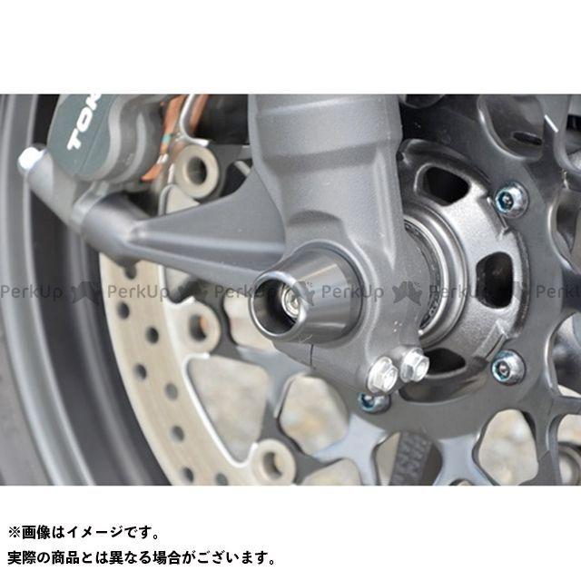 AGRAS CB1000R その他サスペンションパーツ アクスルプロテクター コーンタイプ 仕様:アルミ カラー:ブルー アグラス