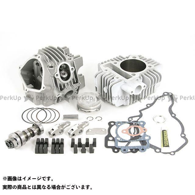 【無料雑誌付き】TAKEGAWA KLX110 KSR110 ボアアップキット スーパーヘッド+Rボアアップキット 178cc スカット SP武川
