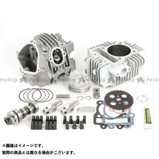 【無料雑誌付き】TAKEGAWA KLX110L KSR110プロ KSR110 ボアアップキット SuperHead+R ボアアップキット 178cc SP武川