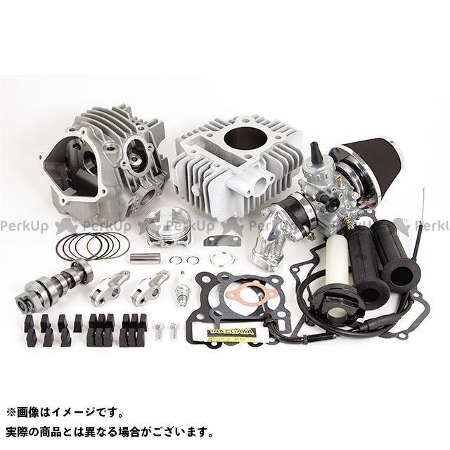 【無料雑誌付き】TAKEGAWA KSR110 ボアアップキット スーパーヘッド+Rコンボキット 138cc(MIKUNI VM26) SP武川
