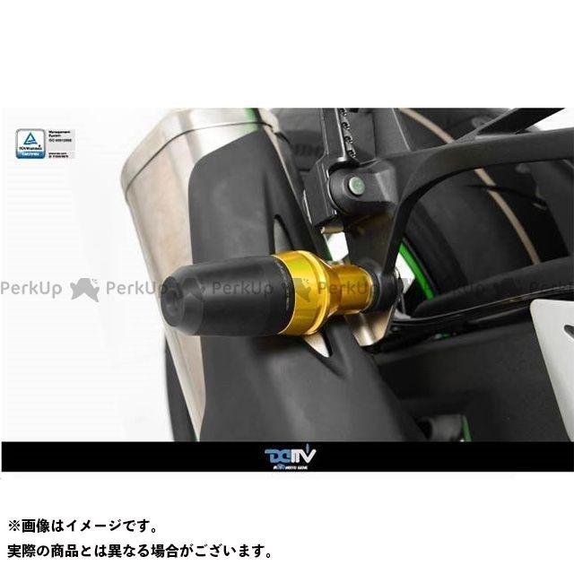 Dimotiv ニンジャZX-10R スライダー類 マフラースライダー ZX-10R カラー:ブラック ディモーティブ