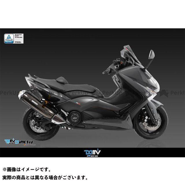 Dimotiv TMAX500 TMAX530 スライダー類 マフラースライダー TMAX カラー:ブラック ディモーティブ
