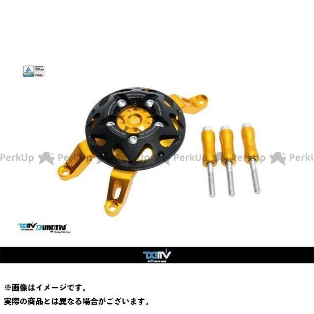 Dimotiv CBR250R スライダー類 エンジンプロテクター CBR250R 左 ゴールド ディモーティブ