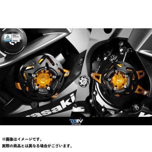 【エントリーで最大P23倍】Dimotiv ニンジャ1000・Z1000SX Z1000 スライダー類 エンジンプロテクター Z1000 Z1000SX 左右セット カラー:オレンジ ディモーティブ