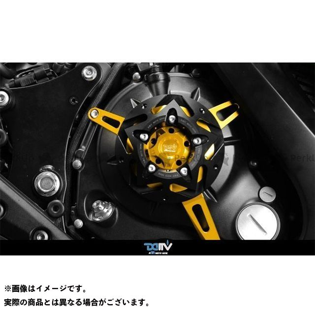 Dimotiv スライダー類 エンジンプロテクター ER6N ER6F 右 カラー:チタン ディモーティブ