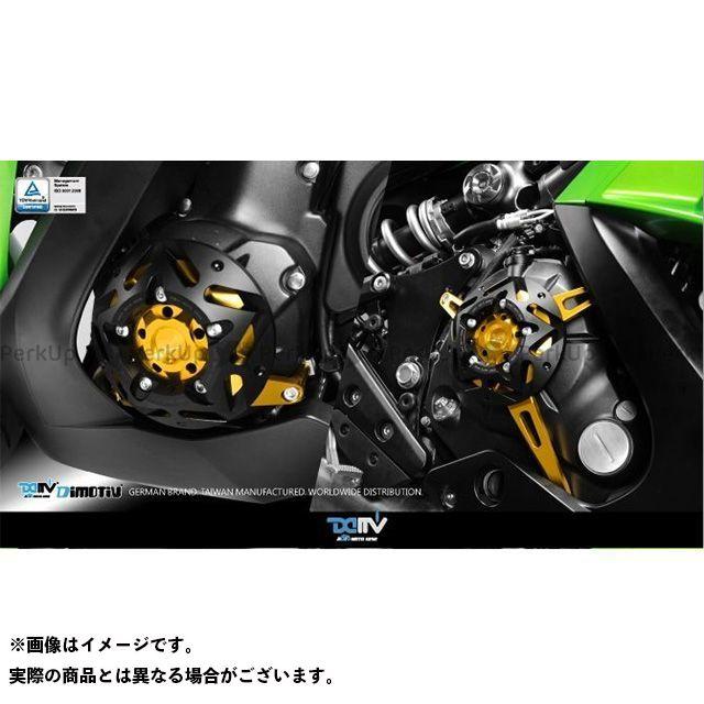 【エントリーで最大P23倍】Dimotiv スライダー類 エンジンプロテクター ER6N ER6F 左右セット カラー:ブラック ディモーティブ
