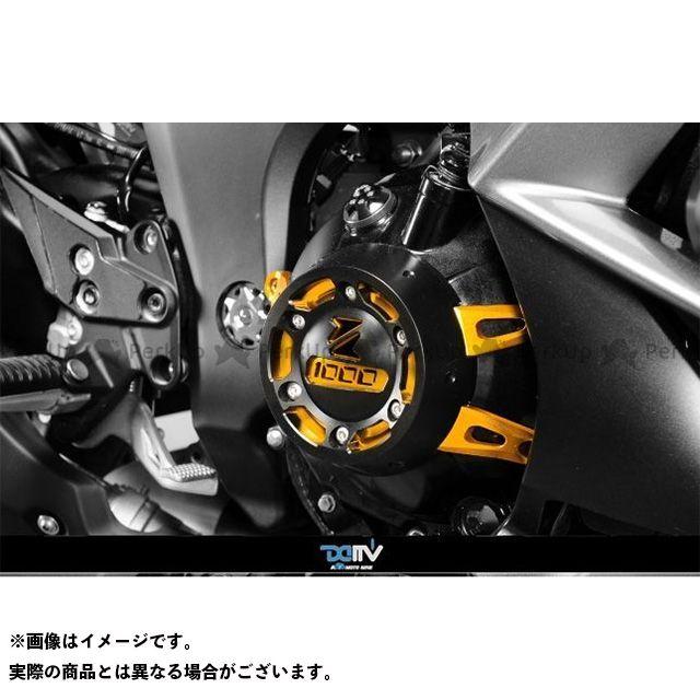 ディモーティブ Dimotiv スライダー類 フレーム Dimotiv ニンジャ1000・Z1000SX Z1000 スライダー類 エンジンプロテクターZ1000 左右セット オレンジ ディモーティブ