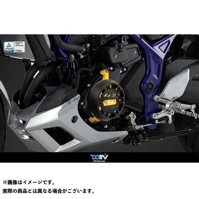 【エントリーで更にP5倍】Dimotiv MT-03 スライダー類 エンジンプロテクター MT-03 左 カラー:ブラック ディモーティブ
