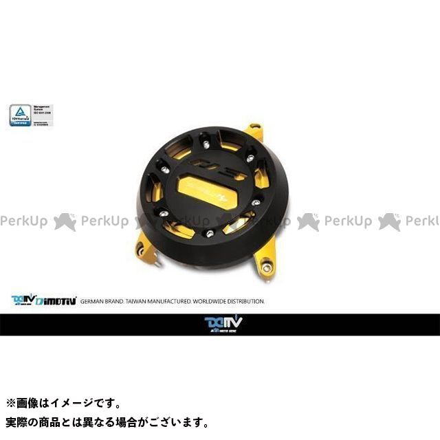 Dimotiv MT-03 スライダー類 エンジンプロテクターMT-03 左右セット カラー:ゴールド ディモーティブ