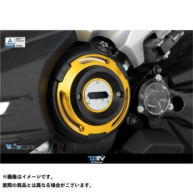 【エントリーで更にP5倍】Dimotiv TMAX530 スライダー類 エンジンプロテクターTMAX530左右セット カラー:チタン ディモーティブ