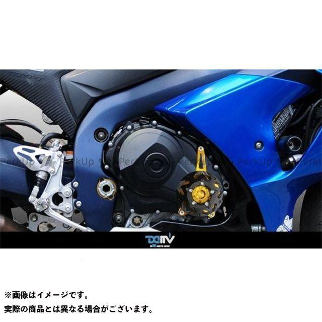 【エントリーで更にP5倍】Dimotiv GSX-R1000 スライダー類 エンジンプロテクター GSX-R1000 右 カラー:ゴールド ディモーティブ