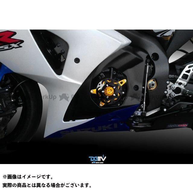 【エントリーで更にP5倍】Dimotiv GSX-R1000 スライダー類 エンジンプロテクター GSX-R1000 左 カラー:チタン ディモーティブ