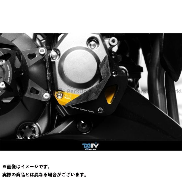 Dimotiv Z1000 スライダー類 エンジンクラッシュパッド Z1000 カラー:ブラック ディモーティブ